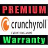 Crunchyroll Premium | АНИМЕ | АВТОПРОДЛЕНИЕ ?Гарантия??