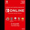 Nintendo Switch Online Подписка 3 МЕС EU/RU +СКИДКИ