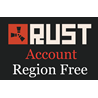 Rust (Новый Аккаунт / Полный доступ)