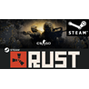 RUST + CS GO Global Offensive ОНЛАЙН (Region Free)