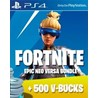 Fortnite комплект Neo Versa + 500 V-Bucks PS4 EU/RU/UA