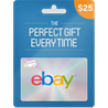 Ebay Gift Card $25 USD UNITED STATES США