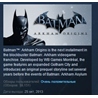 Batman: Arkham Origins  STEAM KEY СТИМ ЛИЦЕНЗИЯ