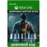 Murdered Soul Suspect XBOX ONE ключ
