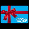$10 Skype Voucher Original (activation at www.skype.com
