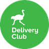 Delivery Club / Деливери клаб 500р от 2000р ??????