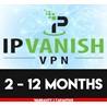 IPVanish VPN l Подписка от 2 - 12 месяцев l ГАРАНТИЯ