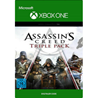 ASSASSIN?S CREED Triple Pack  Набор АС XBOX One КЛЮЧ??