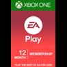 EA PLAY 12 МЕСЯЦЕВ XBOX (1/2/3 года) Global
