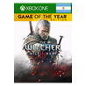 Witcher 3: Wild Hunt Edition Game of the Year XBOX Key