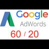 ? Купон Google Ads 20€/60€ (Словения) ??????