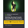 World of Warcraft 30 Days Время игры US + (Classic WoW)