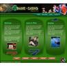 Шаблон сайта (Казино)