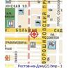 Карта Ростова-на-Дону для SmartComGPS