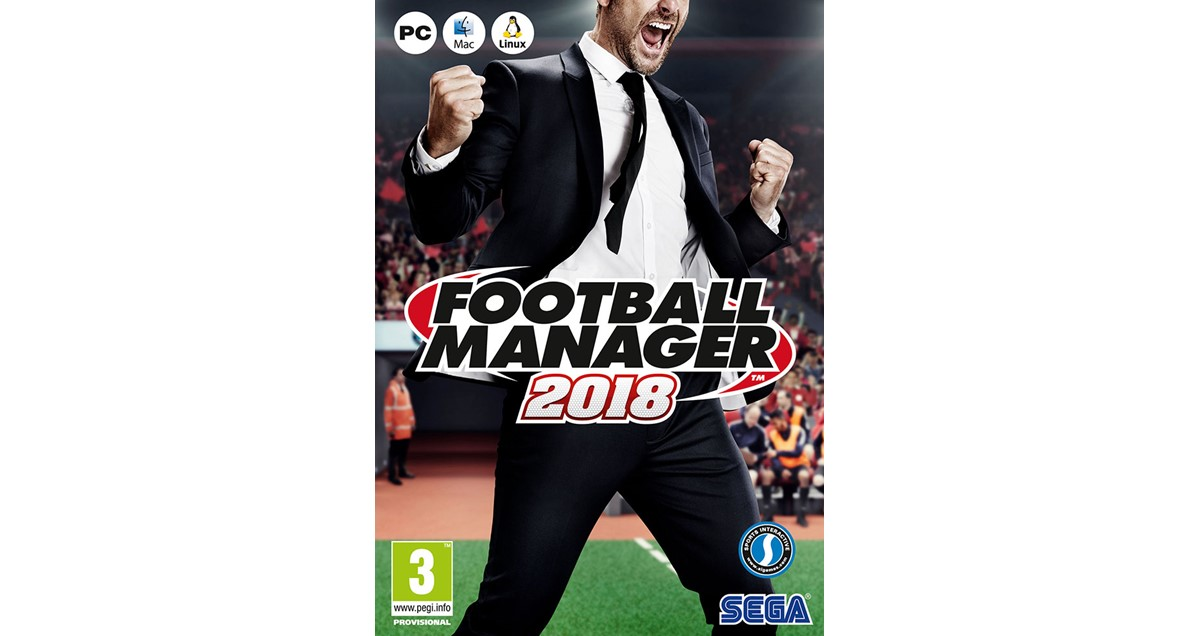 FOOTBALL MANAGER 18 LIMITED EDITION EU | MULTILANG.