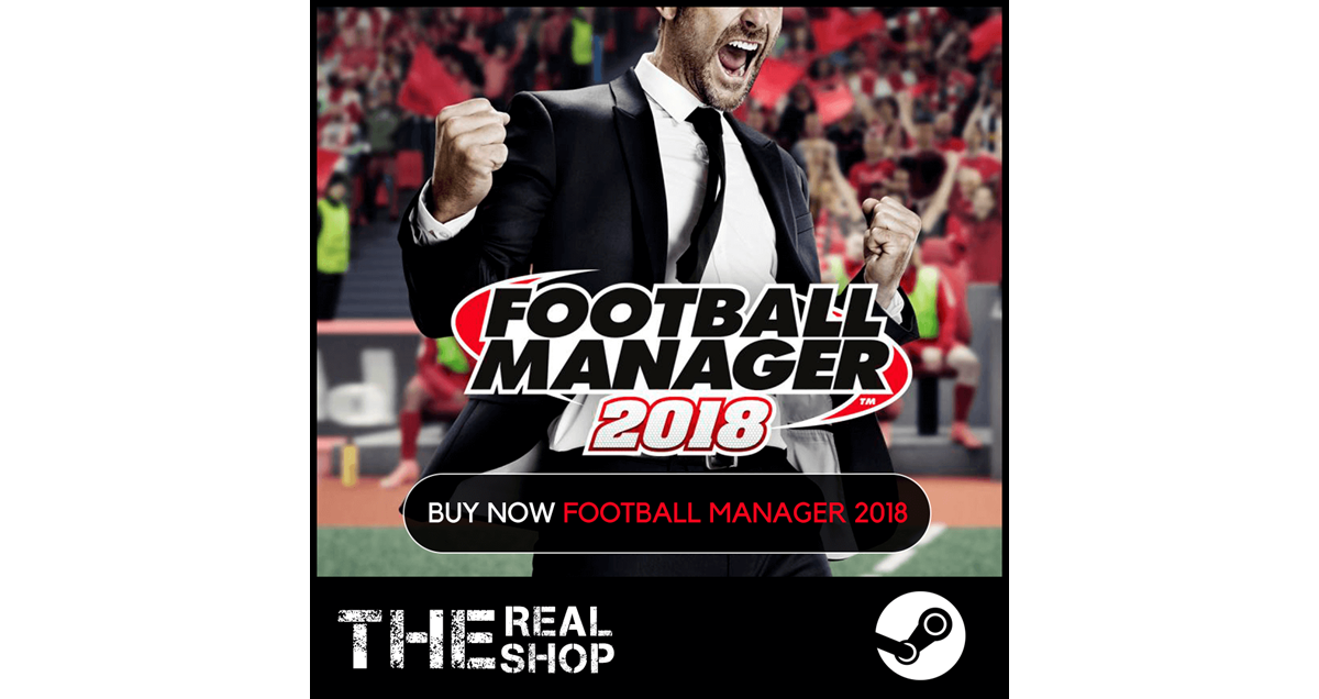 FOOTBALL MANAGER 2018 | OFFLINE |REG FREE| STEAM ✅