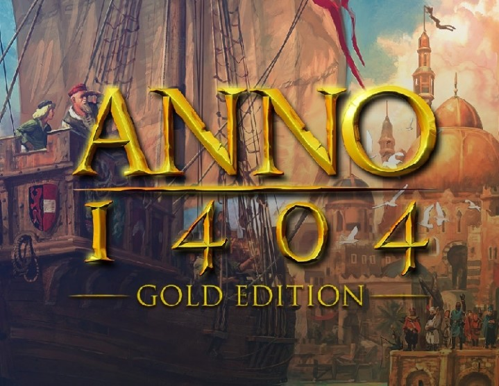 Anno 1404 Gold Edition (uplay key) -- RU