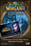 WORLD OF WARCRAFT - 60 days Game Time Card US (США)