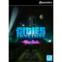 Cities: Skylines DLC After Dark (Steam KEY) + ПОДАРОК