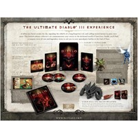 Diablo 3 III Collector Edition CD-key пет фетиш-шаман