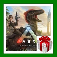 ARK: Survival Evolved - Steam Key - Region Free + АКЦИЯ