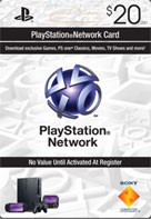 PLAYSTATION NETWORK (PSN) - $20 (USA) | CКИДКИ