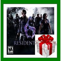 Resident Evil 6 - Steam Key - Euro Version + АКЦИЯ