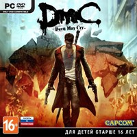 DmC Devil May Cry (Steam) RU/CIS