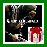 Mortal Kombat X - Steam Key - RU-CIS-UA + АКЦИЯ