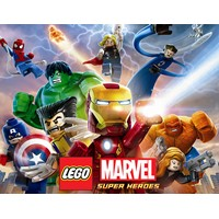 LEGO Marvel Super Heroes (Steam/Ru)