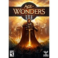 Age of Wonders III (Steam KEY) + ПОДАРОК