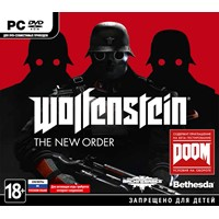 Wolfenstein: The New Order (Steam/Русский) + Бонус