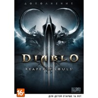DIABLO 3 III:REAPER OF SOULS(EU/RU/US/Battle.net Key)