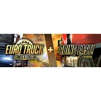 Euro Truck Simulator 2 Gold Bundle - STEAM Gift / ROW
