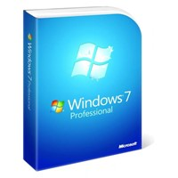 Windows 7 Pro 1 PC full 32/64 bit OEM Оригинал