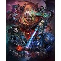 Heroes of the Storm (Battle.net account) EU/RU