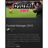 Football Manager 2015 Steam RU/CIS