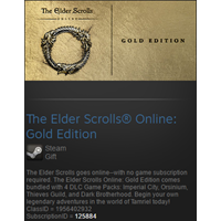 The Elder Scrolls Online Gold Edition (Steam gift/free)