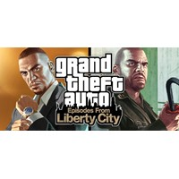 GTA: Grand Theft Auto IV - Episodes from Liberty City