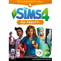 The Sims 4 (DLC) На работу (Get to Work) Photo CD-Key