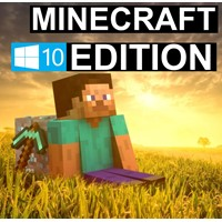 Minecraft Windows 10 Edition [Ключ / Key]