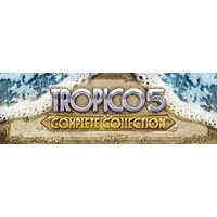 Tropico 5 - Complete Collection (13 in 1) STEAM KEY