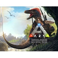 ARK: SURVIVAL EVOLVED SEASON PASS (STEAM) REGION FREE