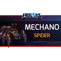 Heroes of the Storm Mechanospider Mount BATTLE.NET KEY
