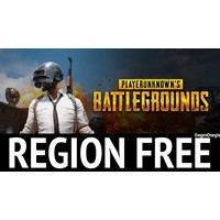 PLAYERUNKNOWNS BATTLEGROUNDS PUBG  НОВЫЙ (Free Region)