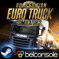 Euro Truck Simulator 2 Gold Edition Оригинальный Ключ