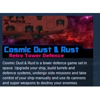 Cosmic Dust & Rust STEAM KEY REGION FREE GLOBAL