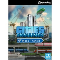 Cities: Skylines DLC Mass Transit (Steam KEY) + ПОДАРОК