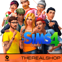 The Sims 4 Deluxe | REGION FREE | Origin ✅