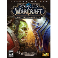 WORLD OF WARCRAFT: Battle for Azeroth EU + LVL 110